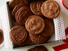 THESE COOKIES ARE CHOCOLATEY, FUDGY AND PLEASING FOR BOTH THE BROWNIE AND COOKIE LOVERS.