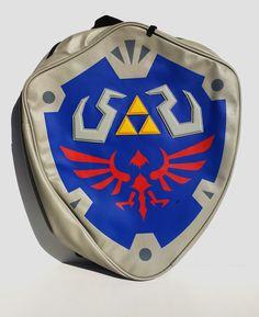 Legend of Zelda - Hylian Shield Backpack
