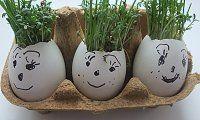 Jaro, Velikonoce - Tvoření pro děti a s dětmi - kreativcův průvodce (po galaxii :-). Planter Pots, Easter, Easter Activities