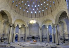 Take a relaxing bath at Süleymaniye Hamam | The Ultimate 3-Day Itinerary for a trip to Istanbul