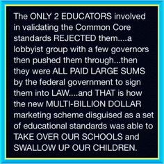 """""""The idea of having national standards has been ar. Common Core Education, Common Core Writing, Common Core Standards, Teacher Association, Teaching Profession, Education System, Education Today, Behaviour Chart, Thought Provoking"""