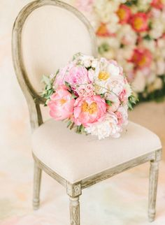 LAVISH PINK FLORAL WEDDING