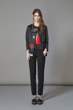 Dondup Fall 2015 Ready-to-Wear - Collection - Gallery - Style.com