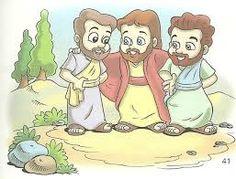 Resultado de imagen para manualidades de jesus para niños