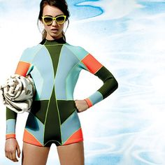 modaoperandi: Life's a beach on M'O! Pre'O the best of the beachy buys in our Master Mix #swimweek #mustown  Check our Resort wetsuits on Moda!