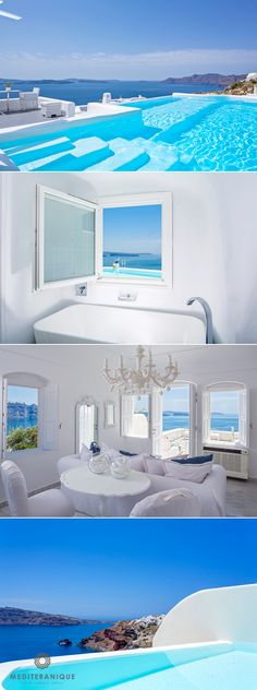 Canaves Oia Hotel & Suites in Santorini. For exceptional discounts visit http://www.mediteranique.com/hotels-greece/santorini/canaves-oia-hotel-suites/