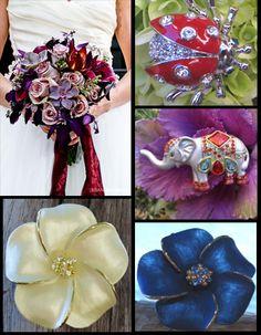diy wedding bouquet picks wedding accessories wedding flowers shop wedding flowers and wedding decorations www.afloral.com