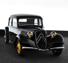 1939 Citroen 11BL