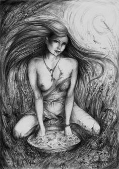 Slavic mythology, ghost stories on Pinterest | Mythology, Wild ...