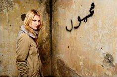 Carrie Mathison (Claire Danes)