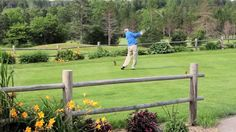Digby Pines luxury Nova Scotia golf resort is blessed with a stimulating 18-hole championship golf course designed by Stanley Thompson, the famous Canadian architect.