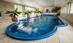 Laminátový bazén - Atlantida