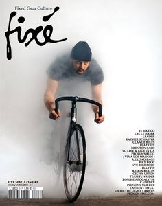 Fixé magazine, March/April 2010