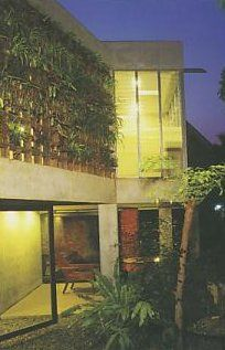 House in Tangkuban Perahu, Jakarta, Indonesia / Adi Purnomo #visit #bali #indonesia #travel #ourdistantlove #paradise #island #lovely #place #travelling #vacation #beautiful