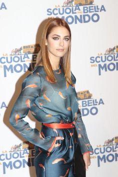 Mriam Leone in Caterina Gatta styled by valeriajmarchetti.com