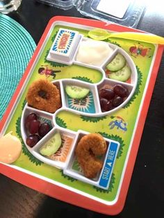 genius parenting hack lunch tray track