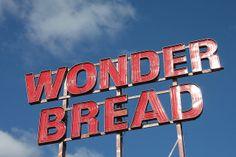 Wonder Bread Sign   Flickr: partage de photos!