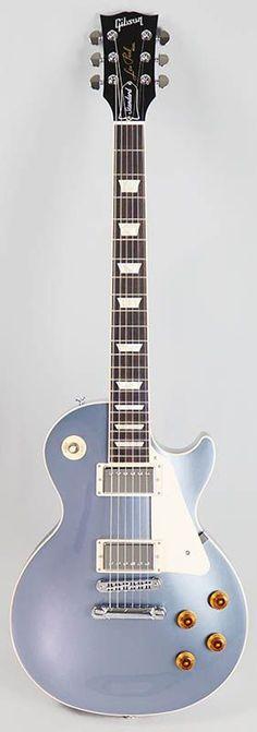 Gibson Les Paul Standard 2016 (Blue Mist) #ElectricGuitar