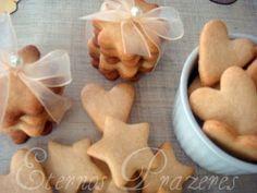 Eternos Prazeres: Biscoitos de Leite Condensado