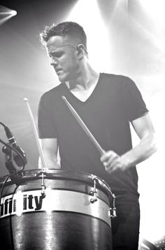Dan Reynolds from Imagine Dragons