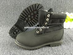 2017 New Timberland Women's Surface Printing Boots Black Outlet UK £72.00