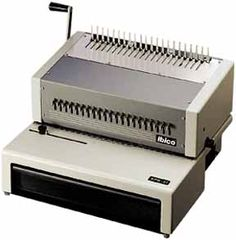 Desk Book Binding Machine would love to have one of these so the kids could bind their work!