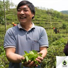 Thanks for bringing a smile to the faces of #tea workers around the world when you choose #FairTrade!