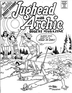coloring page archie comic publications inc httpswwwpinterest