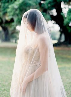 I like the way her face looks in the veil... need something different with the over all picture though... maybe a different angle??