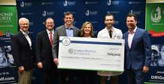 As a result of funds raised at the recent Diamond Resorts Invitational Diamond Resorts International presented a check for $570000 to Florida Hospital for Children. The proceeds were raised during the annual events silent and live auctions at Mystic Dunes Resort & Golf Club in Celebration Florida from January 12 - 15 2017. The tournament-related events have now raised more than $2.3 million for Florida Hospital for Children over the past four years.  Florida Hospital for Children is one of…