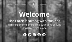 53 Fresh Single Page Wordpress Portfolio Themes