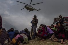 An Earthquake's Aftermath | 100 Of The Year's Most Compelling Press Photos