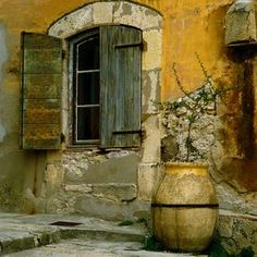 Le Castellet, Provence, France by Charlie Waite