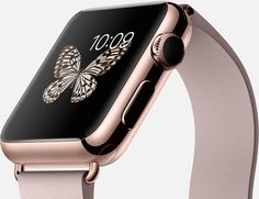#AppleWatchEdition I sure do like this but $17K WHOA! Even if I had it to drop on this....have to think long and hard!