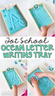 Tot School: Ocean -