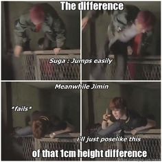 LOL You'd think it would be the opposite given their difference in energy levels and activenesss levels XD Meme Center | allkpop