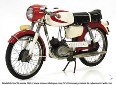 1965 Eysink (Holland) Model: Record 50