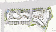【新提醒】海尔商业地产-城市综合体文化创意街区景观设计_方案文本册_ZOSCAPE-园林景观设计意向图库|园林景观学习网 - 景观规划意向图