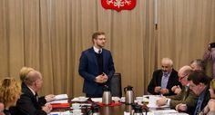 Michał Gołąb przewodniczącym Rady Gminy