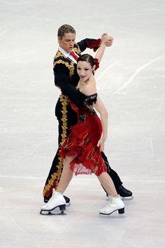 Charlie White Photo - ISU World Figure Skating Championships Day 3