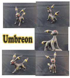 Weekly Sculpture: Umbreon by ClayPita on DeviantArt Pokemon Go, Clay Pokemon, Pokemon Dolls, Pokemon Fan Art, Polymer Clay Figures, Cute Polymer Clay, Polymer Clay Charms, Clay Projects, Clay Crafts