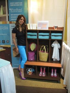 Ana White | Build a PureBond Children's Locker | Free and Easy DIY Project and Furniture Plans