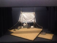 the first version of a maquette never stays the same ;) Play by Yehoshua Sobol Director: Noa Raban Set & Costume Design by Karin Brauner Comay & Maor Zabar Haifa Theatre Lighting Designer: Ziv Voloshin