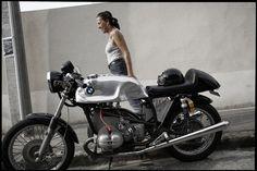 Gummikuh BMW Cafe Racers ~ Return of the Cafe Racers