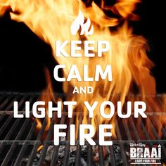 When time are you lighting your fire? Braai Recipes, What Time Is, Fire, Seasons, Lighting, Seasons Of The Year, Lights, Lightning