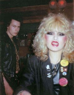 Sid Vicious and Nancy Spungen / Gah! Yuck! Bleck! The 2 biggest lames of the bunch, and the most revered! WTF! I only pinned this to complain. No one should ever aspire to this! Eck! Eck! Gag!