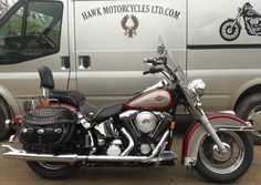 1996 evo harley davidson flstc heritage softail #1996 #Davidson #evo #FLSTC #Harley #Heritage #Softail