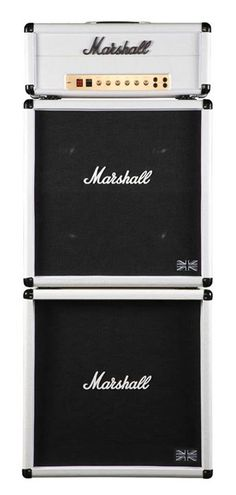 My brother Nigel LOVES Marshall Amplifiers