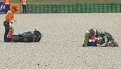 Folger trotz Schmerzen in Reihe zwei  MotoGP