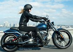 A just released Harley-Davidson-sponsored study about women (female motorcycle riders and non-riders) and motorcycles says those who ride are considerably happier, more confident and more fulfilled than those who do not. New Data Reveals female motorcycle riders feel happier, more confident and sexier than Women who don't ride. Overall in life, in relationships and even […]